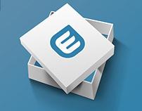 EBiz-1 Logo Design