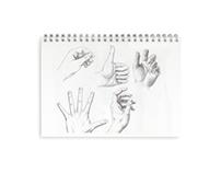 tusche, bleistift und kohle | illustrationen