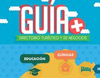 Cover Guía Más magazine