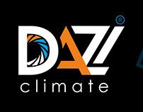 DAZI Climate logo design