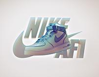 Nike - AF1