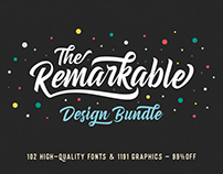 The Remarkable Design Bundle