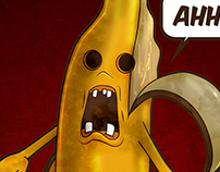 Zombie Banana - Character