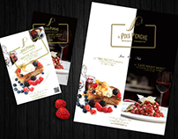 Restaurant Branding & Advertizing