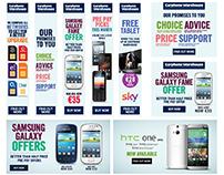 Google PPC - Web banners