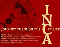 Journey Through the Inca Empire - An Interactive Exibit