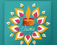 Diwali vectors free