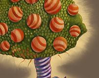 GIF Tree Art