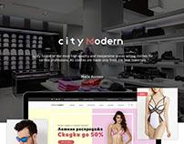 City Modern - E-commerce