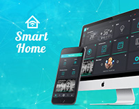 The Smart Home Dashboard