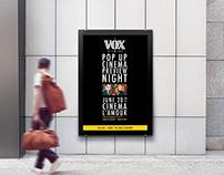 La Vox Pop Up Cinema