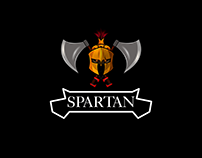 SPARTAN - LOGO BY SONG