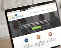 Partner Solutions Center UI/ux