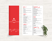 Delish Cafe - Corporate Branding Suite