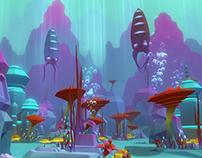 Alien Planets Vol.2