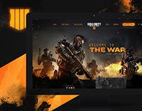 Call of Duty Black Ops 4 Redesign Concept