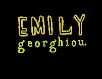 Hand Lettered Personal Logo Design
