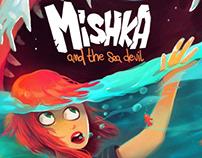 Mishka and the Sea Devil_Graphic Novel