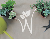 Westwood Gardens Branding