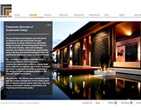 WEB: Fenn Designer Architecture Site