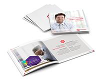 Square Brochure Design for AnyWork