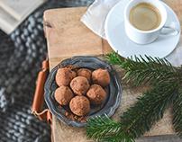 Choco truffles