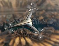 i-KAAN Concept Drone