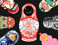 33 Matryoshkas about design