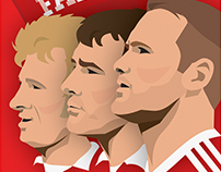 Manchester United posters