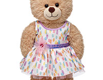 Build-A-Bear 2016 Clothing/Accessory Designs