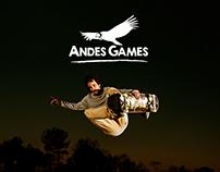 Andes Games Sitio Web