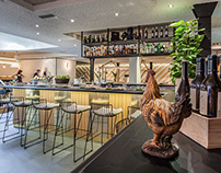 Restaurante Rooster, Madrid