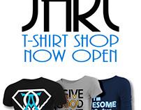 JarT T-Shirts