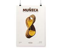 Muñeca - Afiche teatral