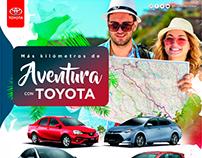 Campaña de Verano Toyota 2018