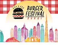 Dubai Burger Festival - Presentation Design