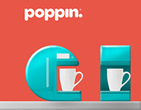 Poppin Coffee Makers
