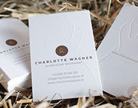 corporate identity Charlotte Wagner