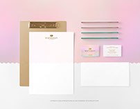 Corporate Stationery Mockup