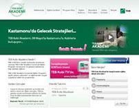 TEB Kobi Akademi Micro Website, 2007