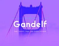 Gandelf Sans v1.0