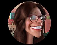 Characters | Smilee Print
