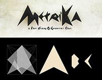 Free Font -MetriKa