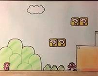 Literal Paper Mario