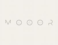 M O O O R | project book