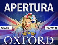 Oxford - Interfacultades