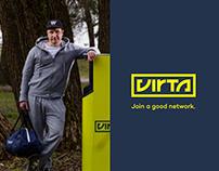 Virta rebranding