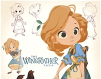 Wingfeather Saga - Principle Cast