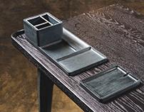 ++ D8 - Concrete Tray ++