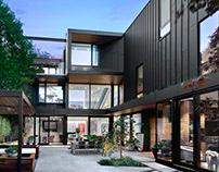Zinc Residence /dSPACE Studio